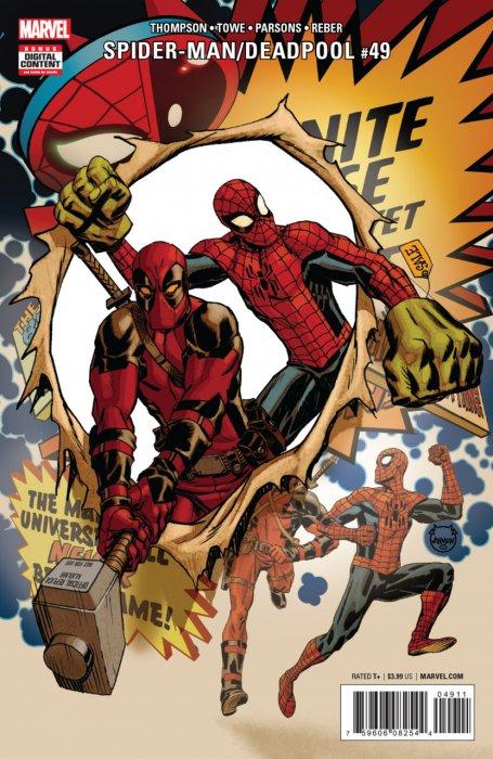 Spider-Man - Deadpool #49