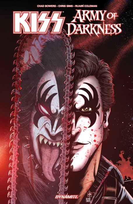 KISS - Army of Darkness #1 - TPB