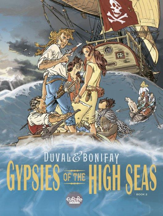 Gypsies of the High Seas #2