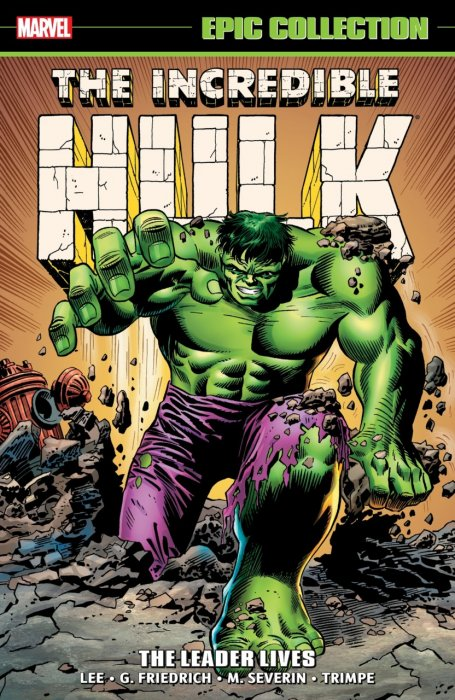 Incredible Hulk Epic Collection Vol.3 - The Leader Lives