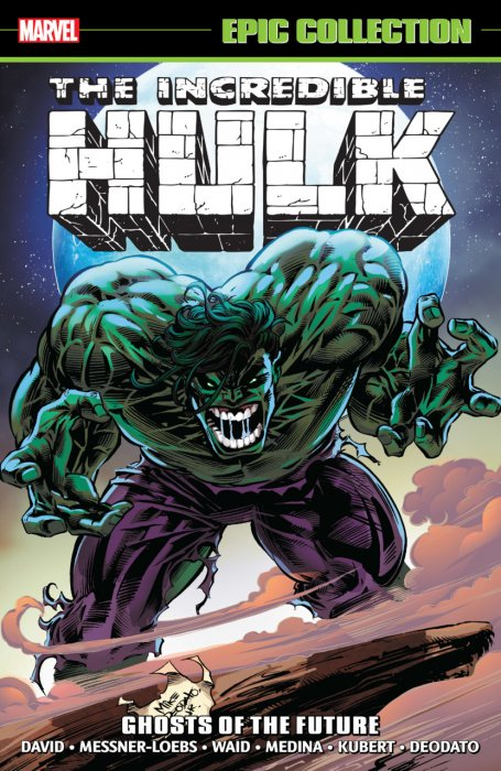 Incredible Hulk Epic Collection Vol.22 - Ghosts of the Future