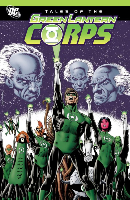 Tales of the Green Lantern Corps Vol.1-3