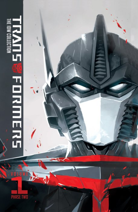 Transformers - IDW Collection - Phase Two Vol.1-8