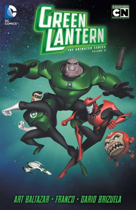 Green Lantern - The Animated Series Vol.2