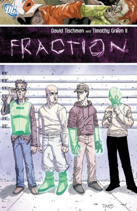 Fraction #1 - TPB