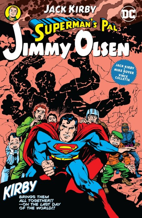Superman's Pal - Jimmy Olsen by Jack Kirby #1 - TPB