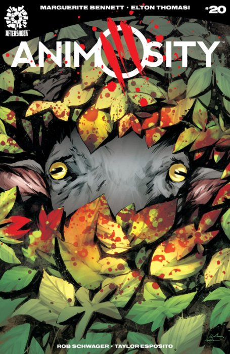 Animosity #20
