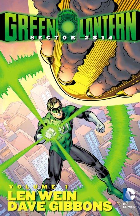 Green Lantern - Sector 2814 Vol.1-3