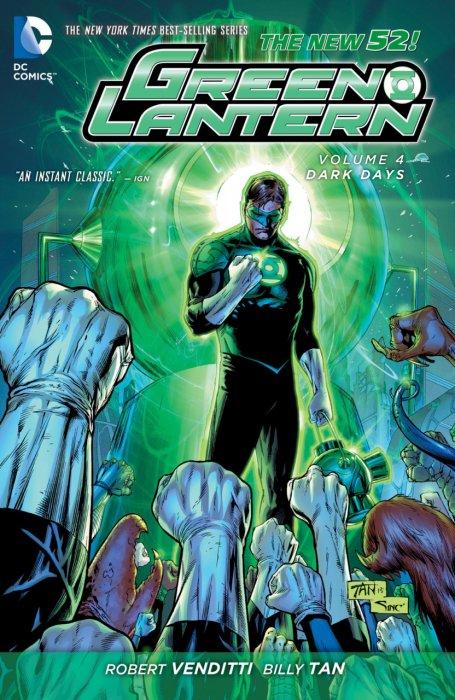 Green Lantern Vol.4-8