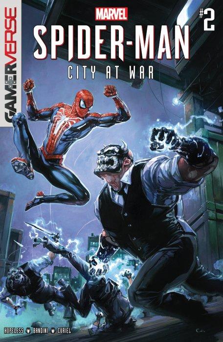 Marvel's Spider-Man - City at War #2