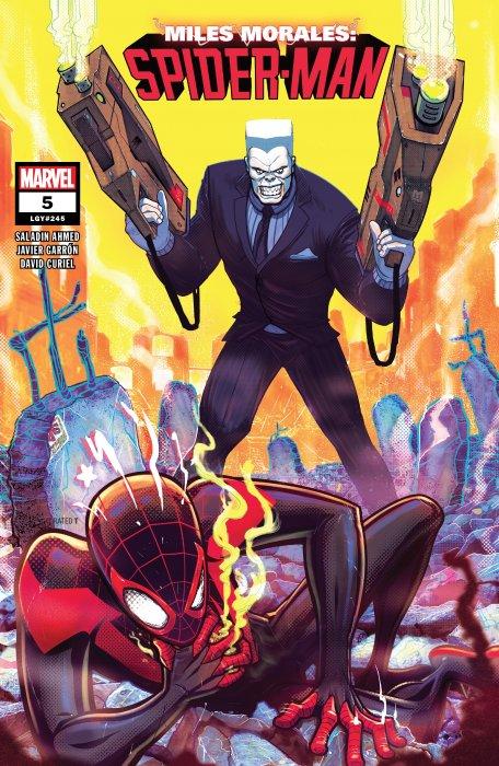 Miles Morales - Spider-Man #5
