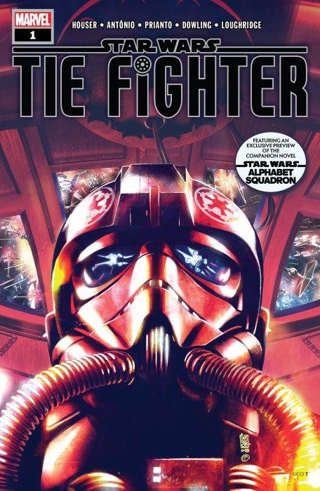 Star Wars - Tie Fighter #1