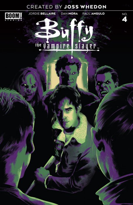 Buffy the Vampire Slayer #4