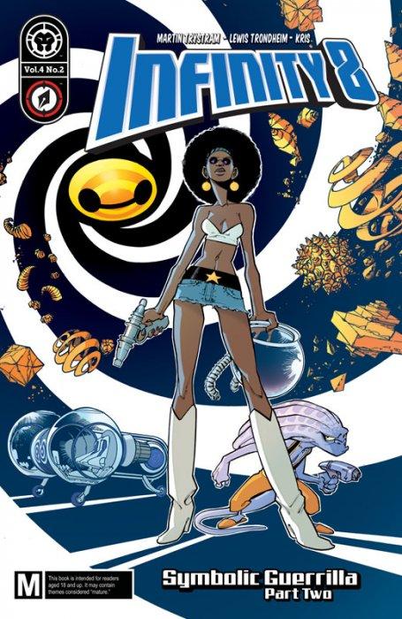 Infinity 8 #11 - Symbolic Guerrilla