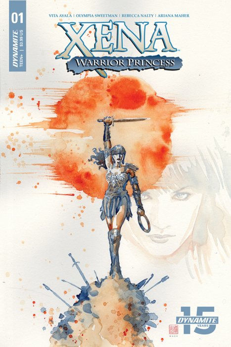 Xena - Warrior Princess #1