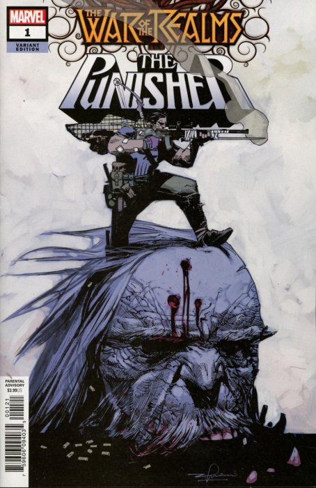 War of the Realms - Punisher #1