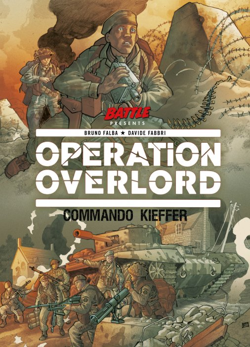 Operation Overlord #4 - Commando Kieffer