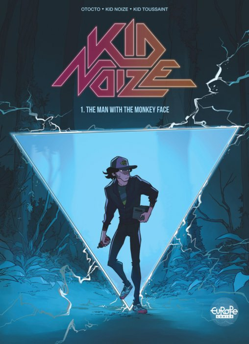 Kid Noize #1 - The Man with the Monkey Face