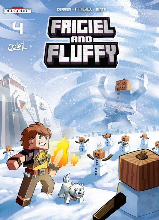Frigiel and Fluffy #4 - The Frozen Kingdom