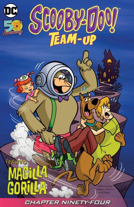 Scooby-Doo Team-Up #94