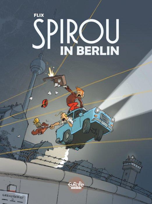 Spirou in Berlin #1