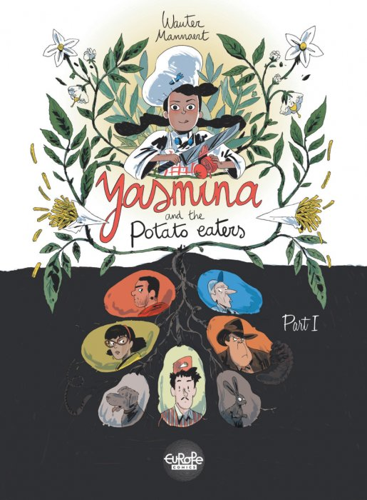 Yasmina and the Potato Eaters #1