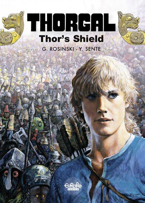 Thorgal #23 - Thor's Shield