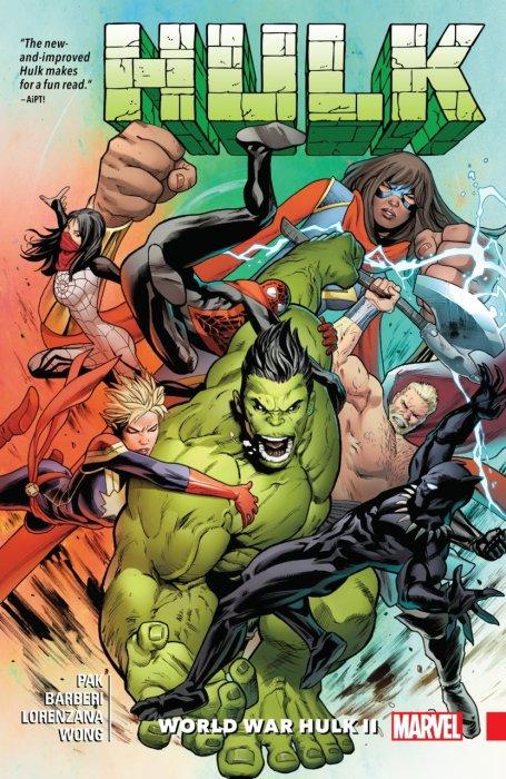 Hulk - World War Hulk II  #1 - TPB