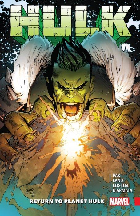 Hulk - Return to Planet Hulk #1 - TPB