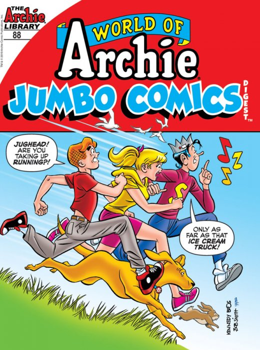World of Archie Comics Double Digest #88