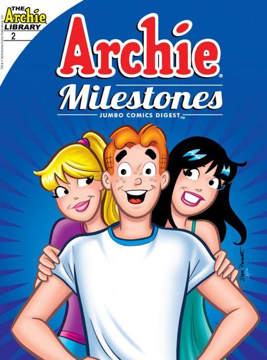 Archie Milestones Comics Digest #2