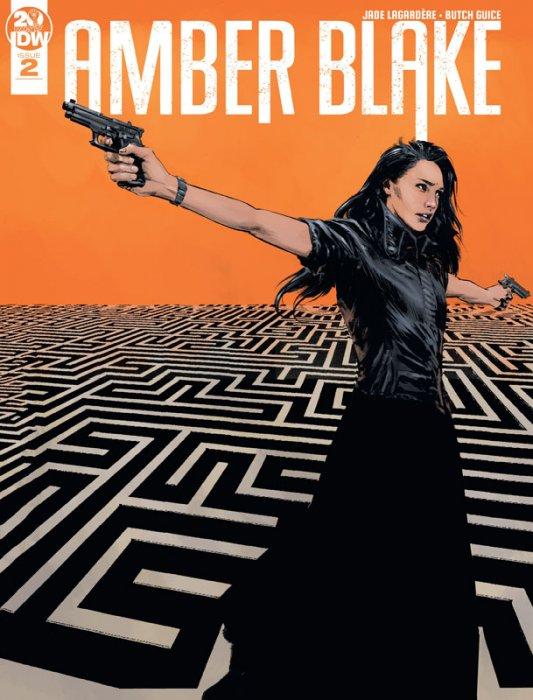 Amber Blake #2