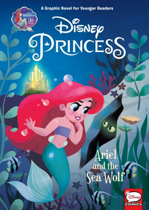 Disney Princess - Ariel and the Sea Wolf #1 - GN