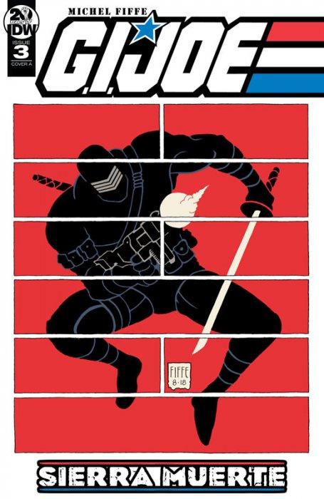 G.I. Joe - Sierra Muerte #3