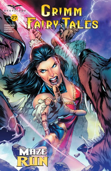 Grimm Fairy Tales Vol.2 #27