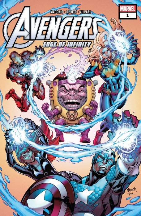 Avengers - Edge of Infinity #1