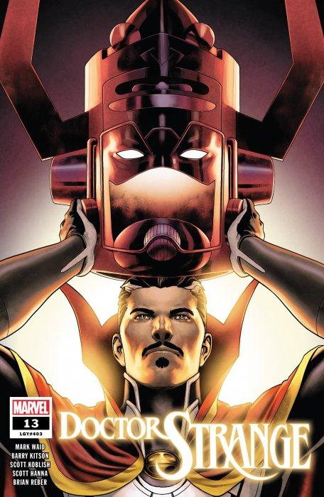 Doctor Strange #13