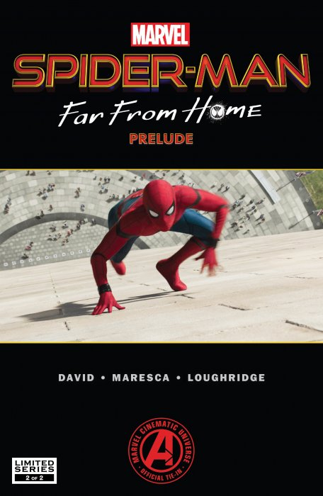 Spider-Man - Far From Home Prelude #2