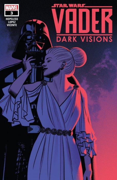 Star Wars - Vader - Dark Visions #3