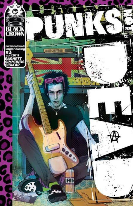 Punks Not Dead - London Calling #3