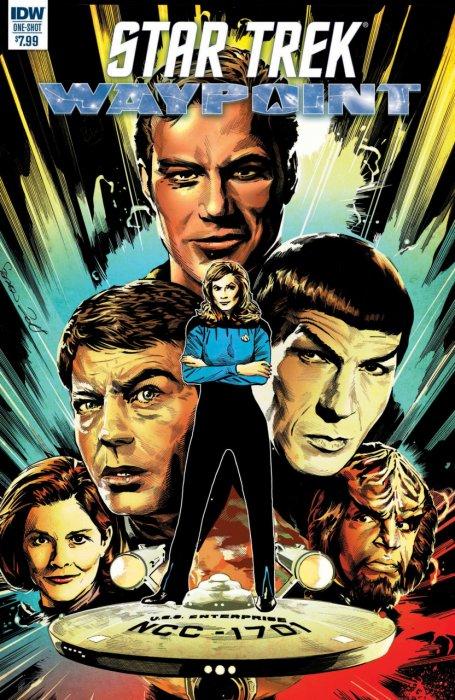 Star Trek - Waypoint Special 2019 #1