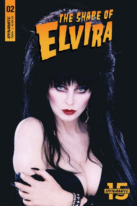 Elvira - The Shape of Elvira #2