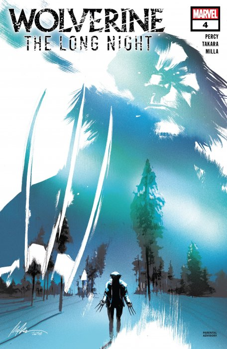 Wolverine - The Long Night #4