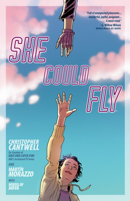 She Could Fly Vol.1 - Obsessive Propulsion