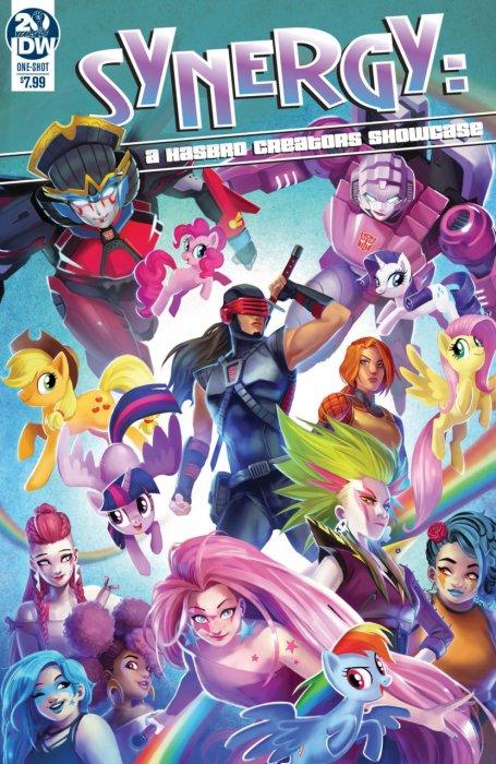 Synergy - A Hasbro Creators Showcase #1