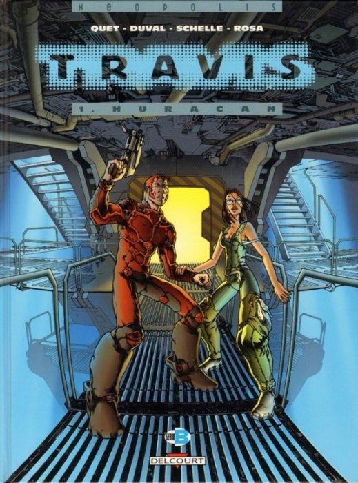Travis #1-4