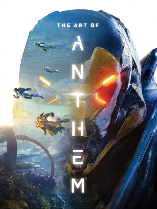 The Art of Anthem #1 - HC