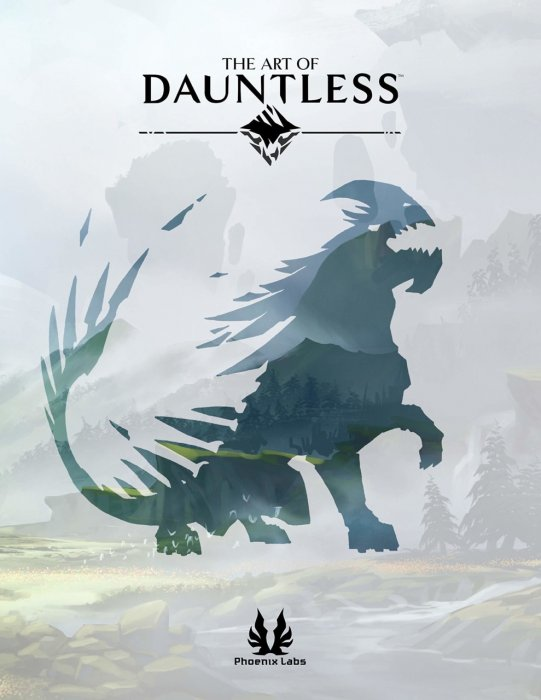 The Art of Dauntless #1 - HC