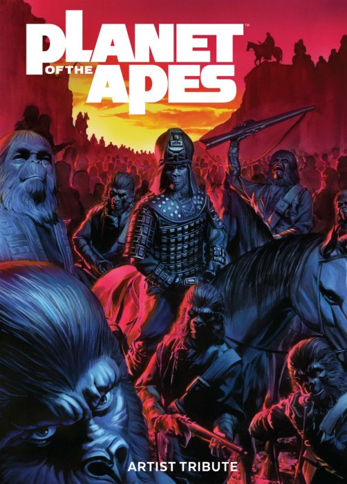 Planet of the Apes Artist Tribute #1 - HC
