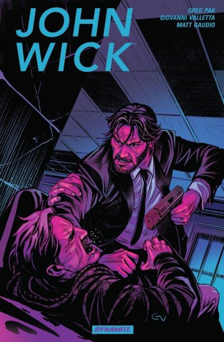 John Wick #1 - HC